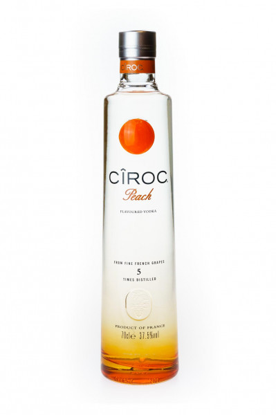 Ciroc Peach Vodka - 0,7L 37,5% vol