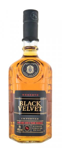 Black Velvet Reserve 8 Jahre Canadian Whisky - 1 Liter 40% vol