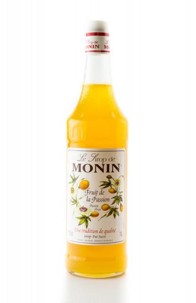 Monin Maracuja Fruit de la Passion Sirup - 1 Liter