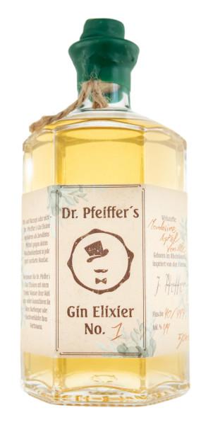 Dr. Pfeiffers Gin Elixier Nr1 - 0,5L 44% vol