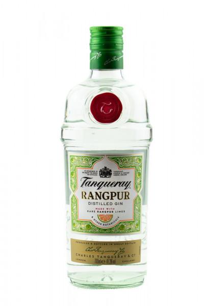 Tanqueray Rangpur Lime Gin - 0,7L 41,3% vol