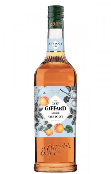 Giffard Aprikose Sirup Abricot - 1 Liter