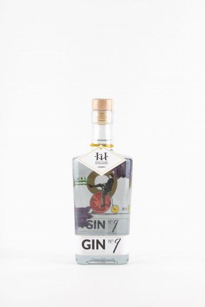 Inge & der Honigbär Gin Nr. 9 Tomate & Zitrone - 0,5L 43% vol