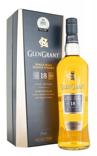 Glen Grant 18 Jahre Speyside Single Malt Scotch Whisky - 0,7L 43% vol