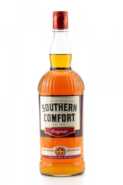 Southern Comfort Whiskeylikör New Orleans - 1 Liter 35% vol