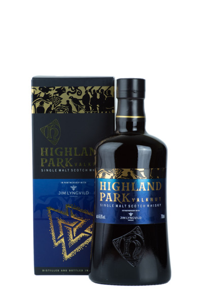 Highland Park Valknut Single Malt Scotch Whisky - 0,7L 46,8% vol