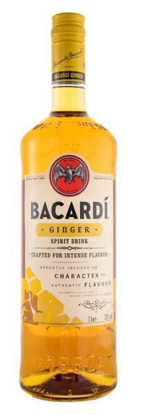 Bacardi Ginger auf Rum-Basis - 1 Liter 32% vol