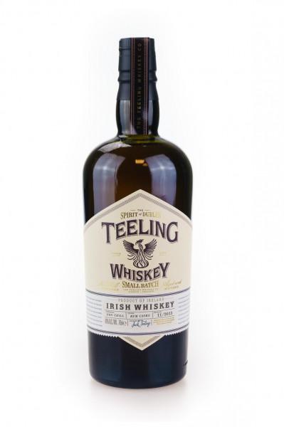 Teeling Small Batch Rum Casks Finish Irish Whiskey - 0,7L 46% vol