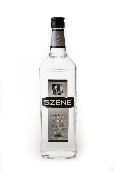 Szene weißer Rum - 1 Liter 37,5% vol