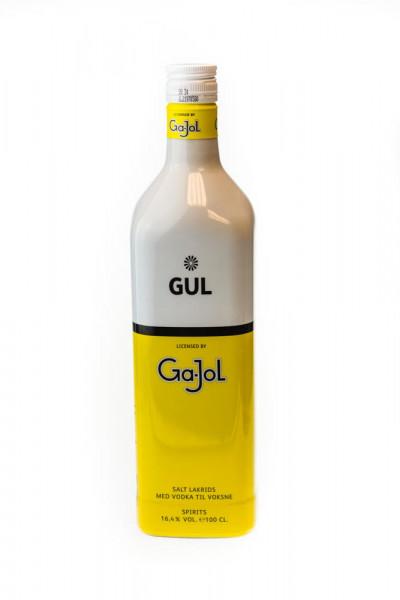 Gul Ga-Jol Salzlakritz - 1 Liter 16,4% vol