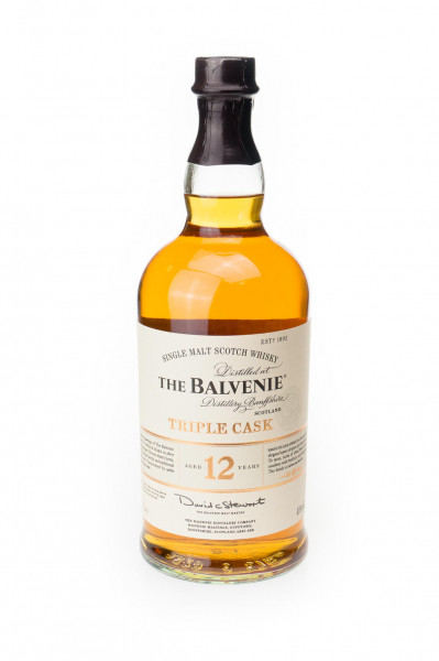 Balvenie 12 Jahre Triple Cask Single Malt Scotch Whisky - 1 Liter 40% vol