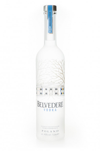 Belvedere Vodka - 1 Liter 40% vol