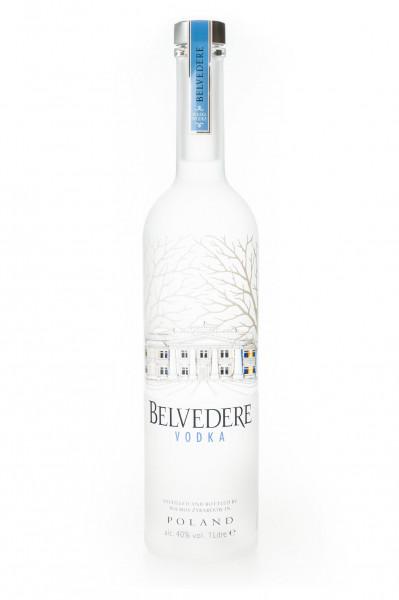 Belvedere Vodka - 1 Liter 40% vol