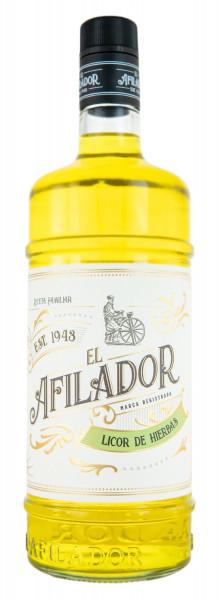 El Afilador Licor de Hierbas Kräuterlikör - 1 Liter 30% vol