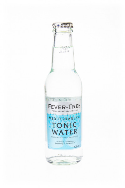 Fever Tree Mediterranean Tonic - 0,2L