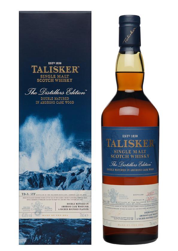 Talisker Distillers Edition 2017