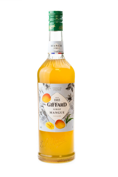 Giffard Mango Sirup Mangue - 1 Liter