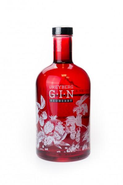 Dreyberg Gin Red Berry - 0,7L 40% vol