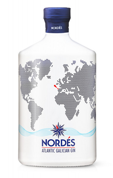 Nordes Gin - 1 Liter 40% vol
