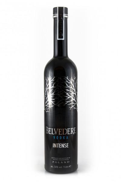 Belvedere Vodka Intense - 50% vol - (1 Liter)