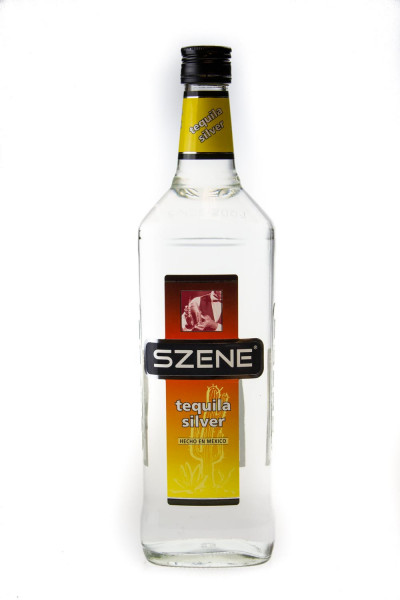 Szene Tequila Silver - 1 Liter 38% vol