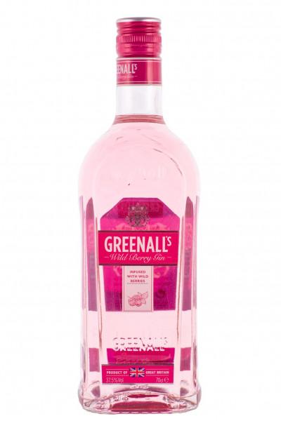 Greenalls Wild Berry Gin - 0,7L 37,5% vol