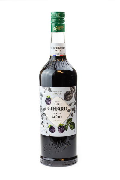 Giffard Brombeere Sirup Mûre - 1 Liter