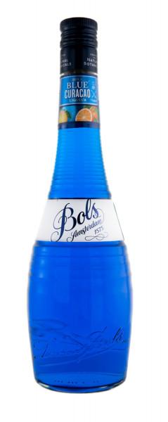 Bols Blue Curacao Orangenlikör - 0,7L 21% vol