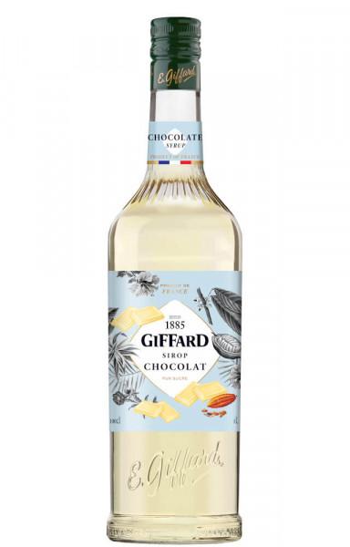 Giffard Weiße Schokolade Sirup - 1 Liter
