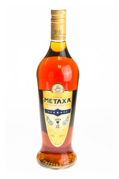 Metaxa 7 Sterne - 1 Liter 40% vol