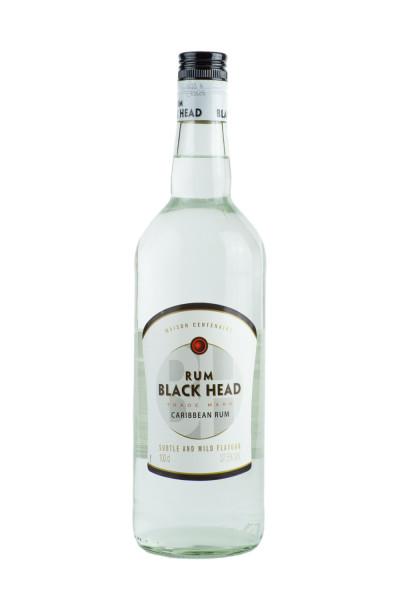 Black Head Rum - 1 Liter 37,5% vol