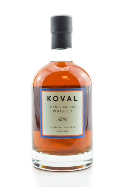 Koval Millet Whiskey - 0,5L 40% vol