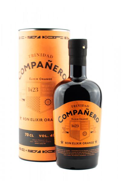 Ron Companero Elixir Orange - 0,7L 40% vol
