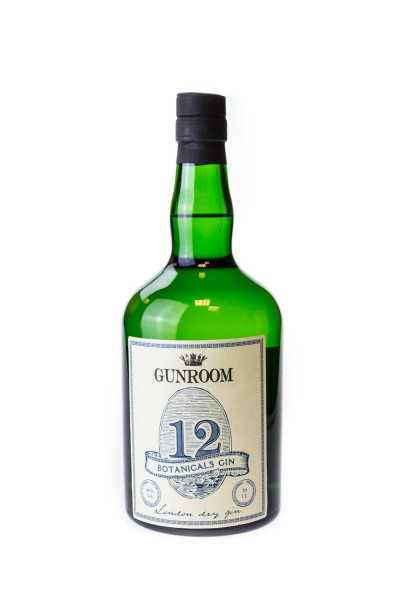 Gunroom 12 Botanicals Gin - 0,7L 40% vol