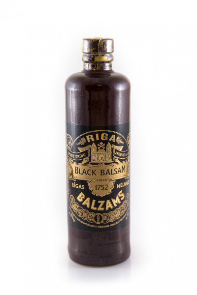 Riga Black Balsam Bitter - 45% vol - (0,5L)