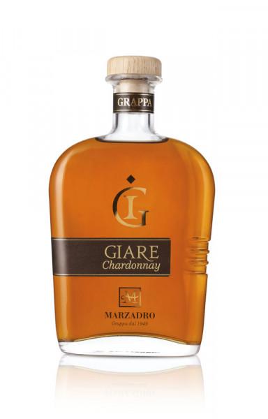 Marzadro Le Giare Chardonnay Grappa - 0,7L 45% vol