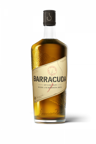 Barracuda Spiced Spirituose auf Rum-Basis - 0,7L 35% vol