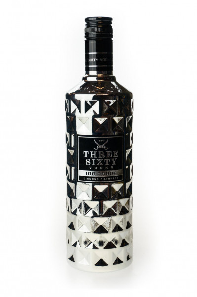 Three Sixty Vodka 100 Proof - 0,7L 50% vol
