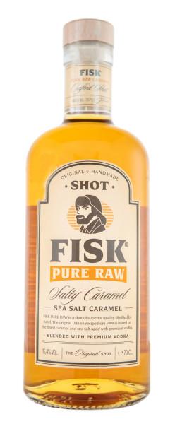 Fisk Pure Raw Salty Caramel Likör - 0,7L 16,4% vol