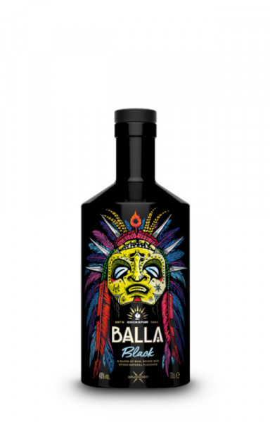 Cockspur Balla Black Spiced Rum - 0,7L 40% vol