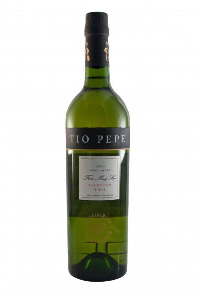 Tio Pepe, Palomino Fino Extra Dry Sherry - 15% vol - (1 Liter)
