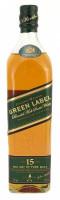 Johnnie Walker Green Label 15 Jahre Scotch Whisky - 0,7L 43% vol
