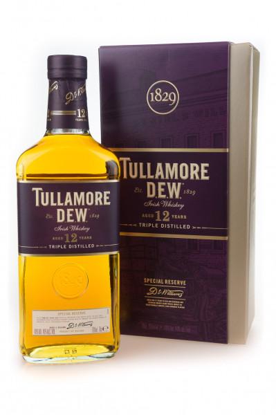 Tullamore Dew 12 Jahre Special Reserve Irish Whiskey - 0,7L 40% vol