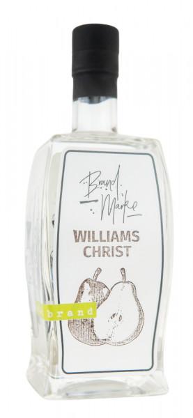 Brand Marke Williamsbirnenbrand - 0,5L 40% vol