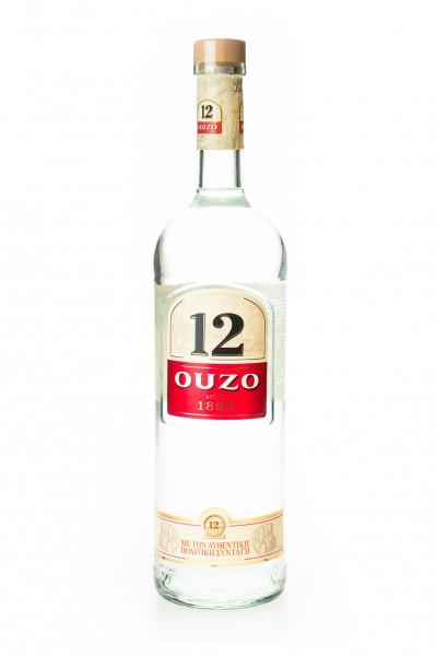 Ouzo 12 - 1 Liter 40% vol