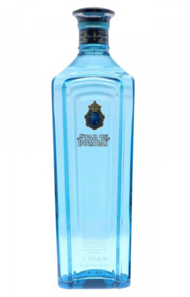 Star of Bombay London Dry Gin - 1 Liter 47,5% vol