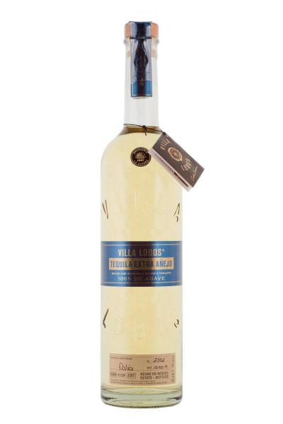 Villa Lobos Extra Anejo Tequila - 0,7L 40% vol