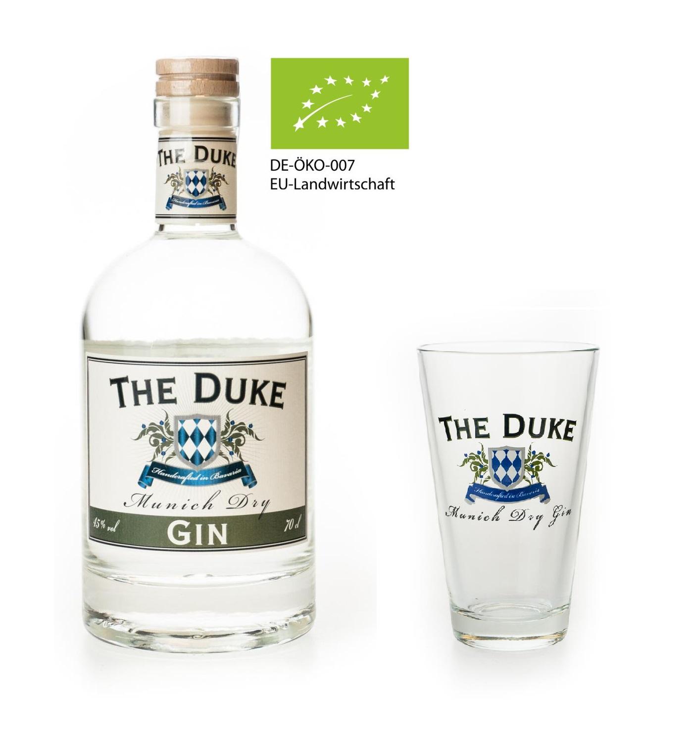 TheDuke mit Glas