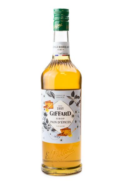Giffard Lebkuchen Sirup Pain d'Épices - 1 Liter