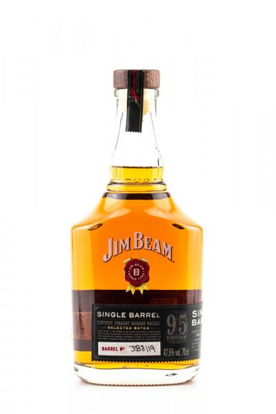 Jim Beam Single Barrel Bourbon Whiskey - 0,7L 47,5% vol